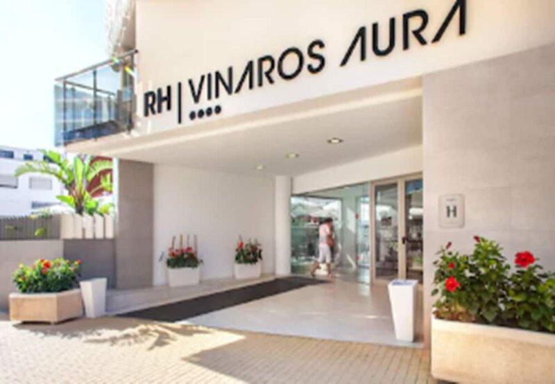 Hotel Rh Vinaros Aura