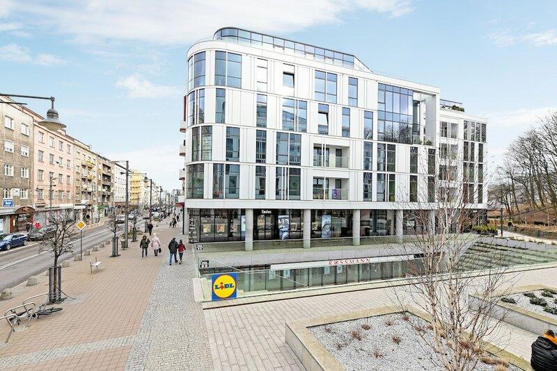 Dom & House - Apartments Baltiq Plaza