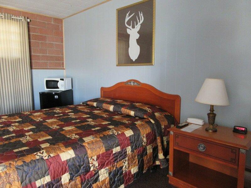 The Butte Motel