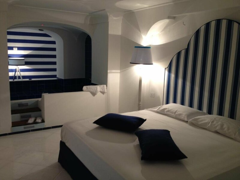 The White and Blue Suites