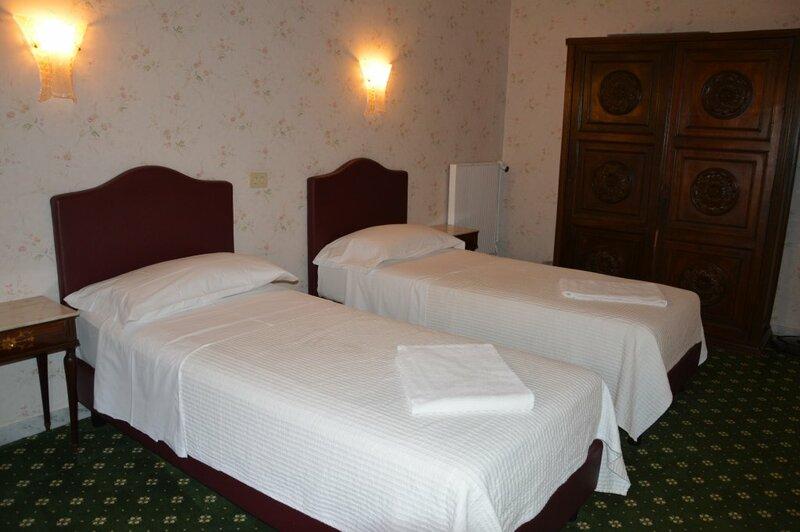 Отель Texas