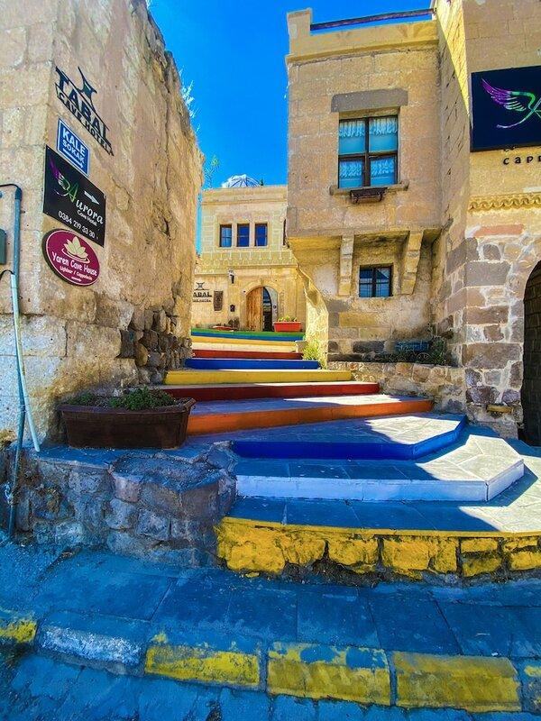 Отель Tabal Cave