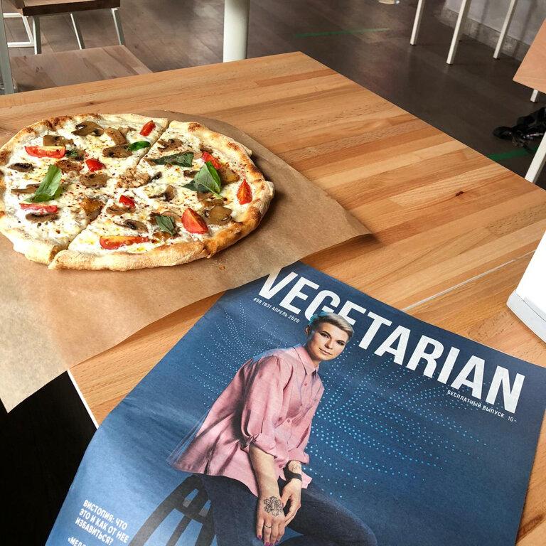 пиццерия — Pizza Volante — Москва, фото №1