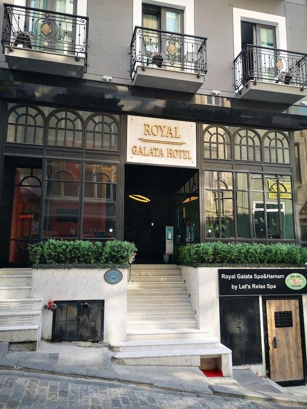 Royal Galata Hotel