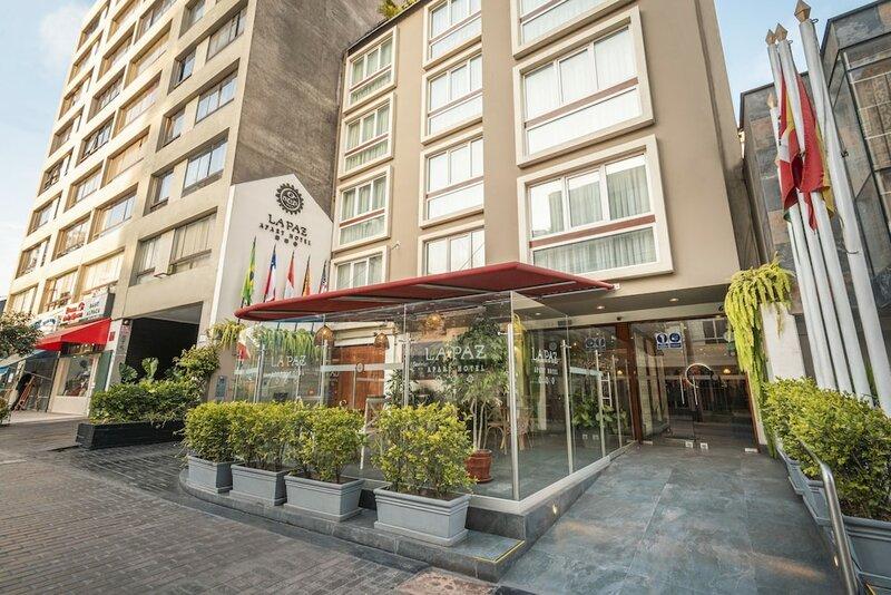 Ayenda La Paz Apart Hotel
