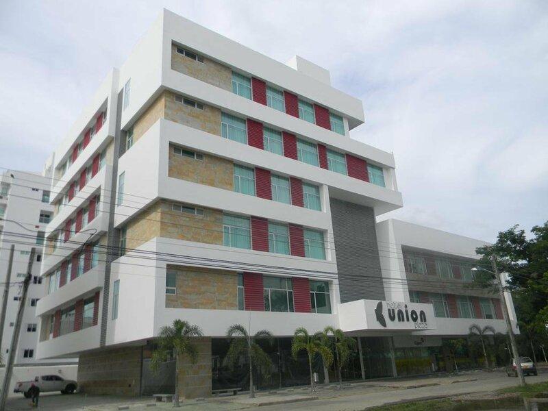 Hotel Unión Plaza Moteria