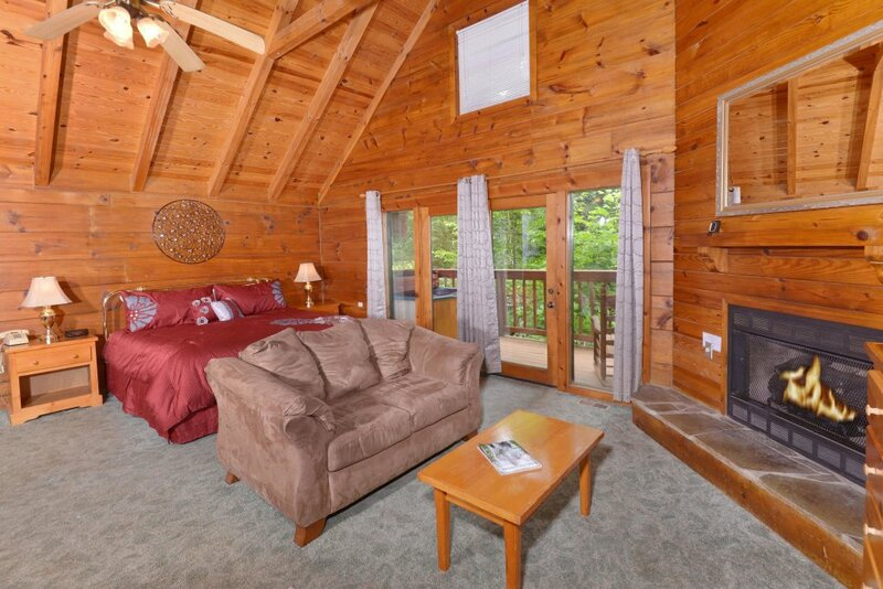 Foxy Lady 1531 - One Bedroom Cabin