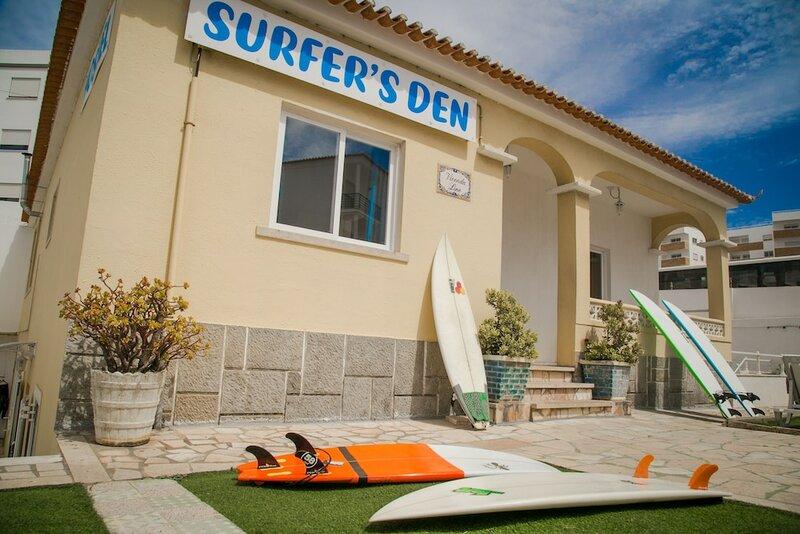 Surfer's Den Ericeira