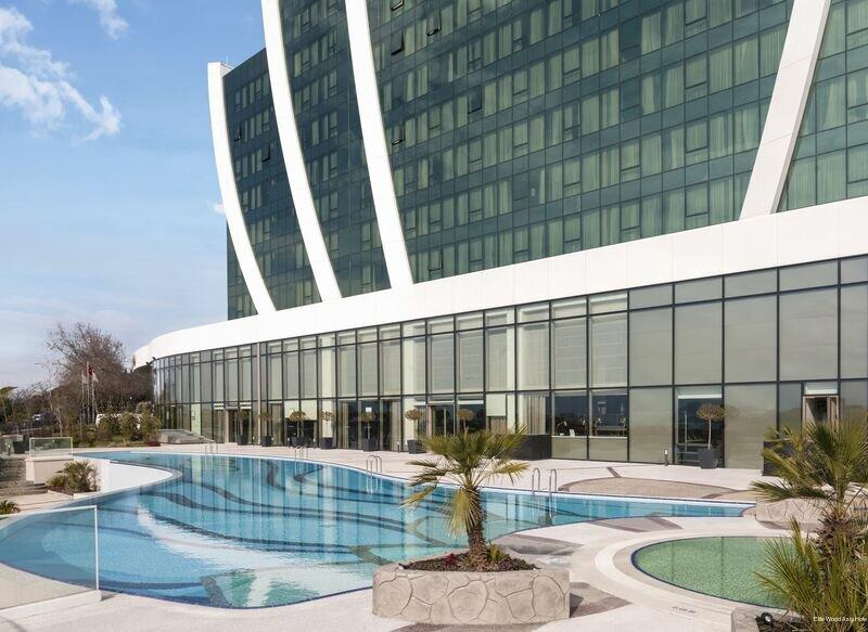 otel — Elite World Asia Hotel — Maltepe, photo 2