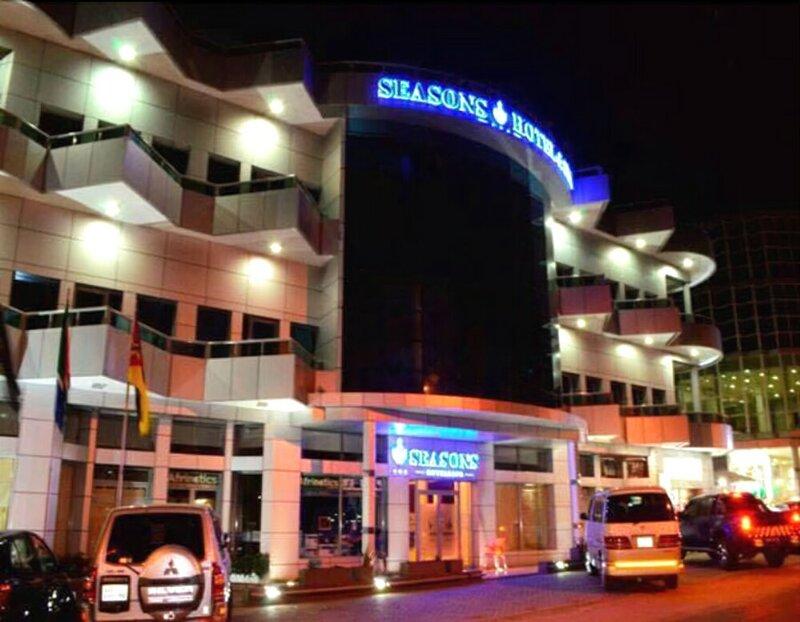 Hotel Seasons and SPA