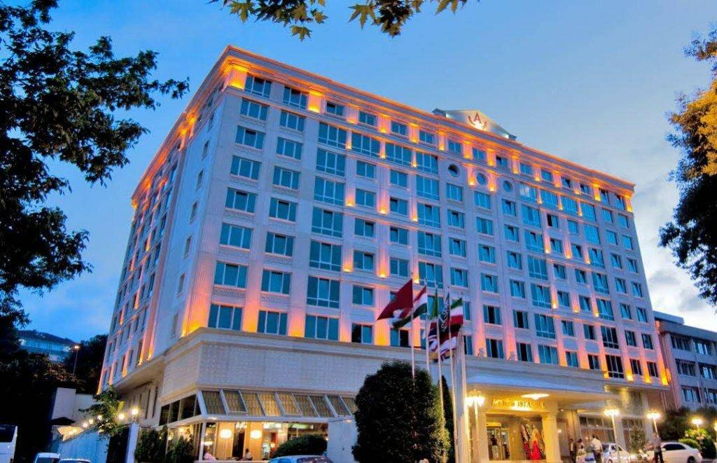 otel — Akgun Istanbul Hotel — Fatih, photo 1