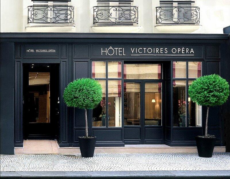 Hotel Victoires Opera