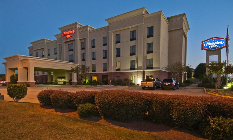 Hampton Inn Canton