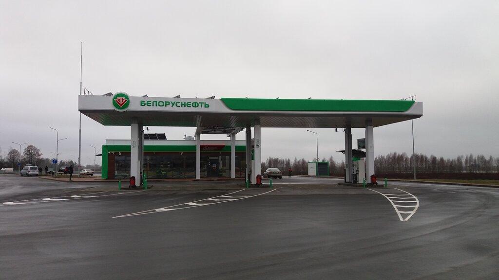 АЗС — Белоруснефть — Брестская область, фото №2