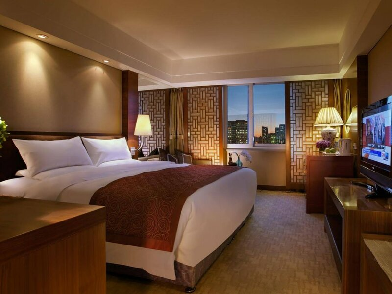 Beijing Continental Grand Hotel