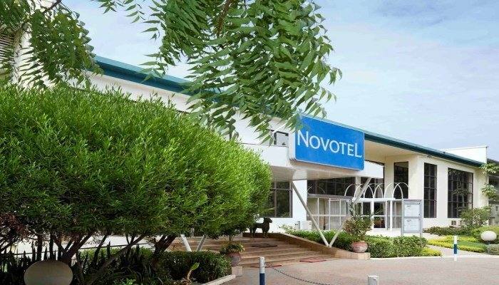 Novotel La Tchadienne