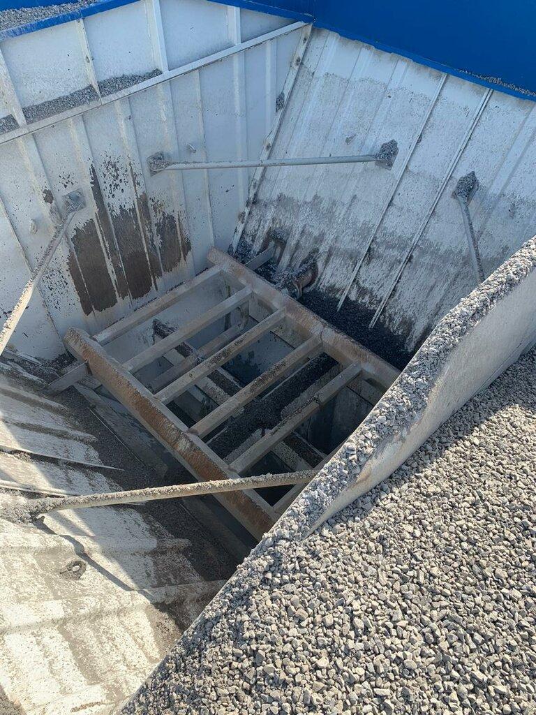 Бетон магистраль бетон f20