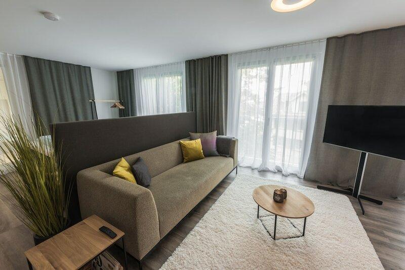 TouchBed City Apartments St. Gallen