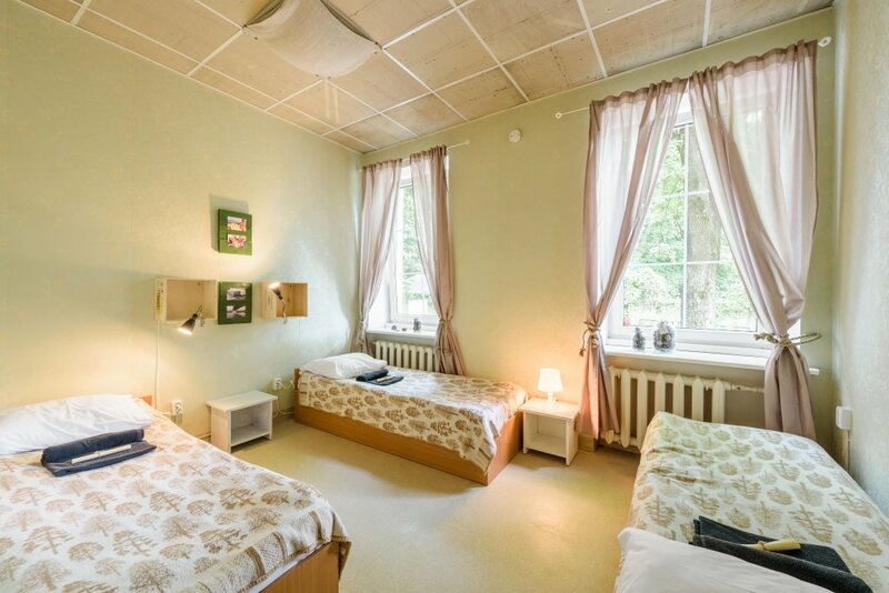 Гостиница Downtown Forest Hostel&Camping