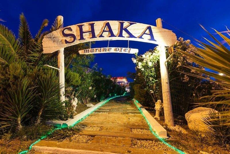 Shaka Marine Hotel