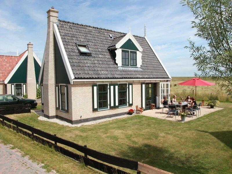 Cozy Villa With Garden, Close to the Wadden Sea