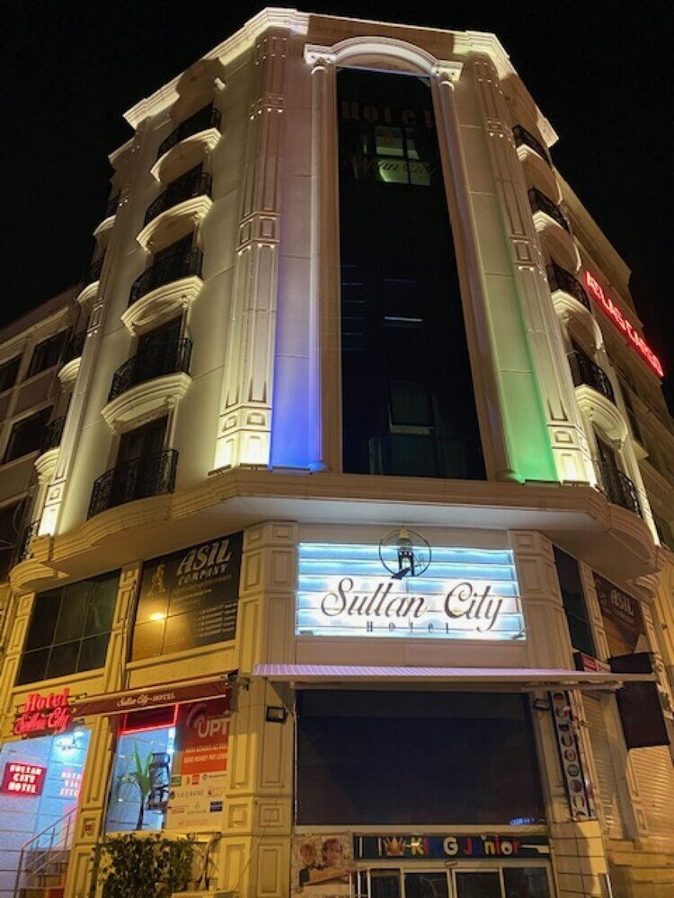 otel — Sultan City Hotel — Fatih, photo 2