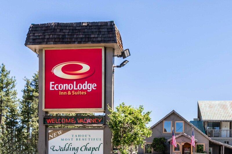 Econo Lodge Inn & Suites Heavenly Village Area South Lake Tahoe