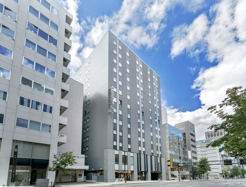 Jr Inn Sapporo Kita 2jo
