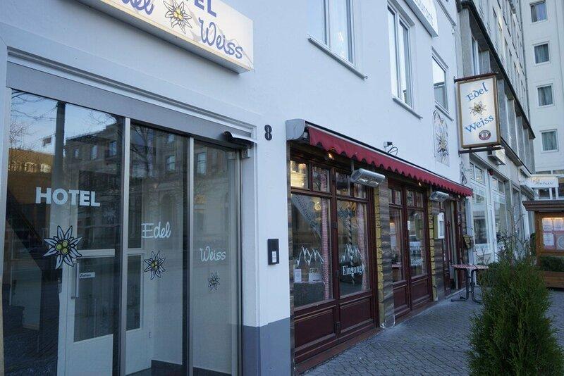 Edel Weiss Hotel Und Restaurant