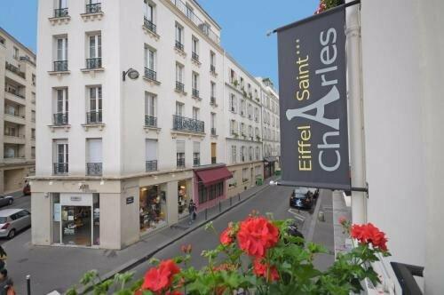 Hôtel Eiffel Saint Charles