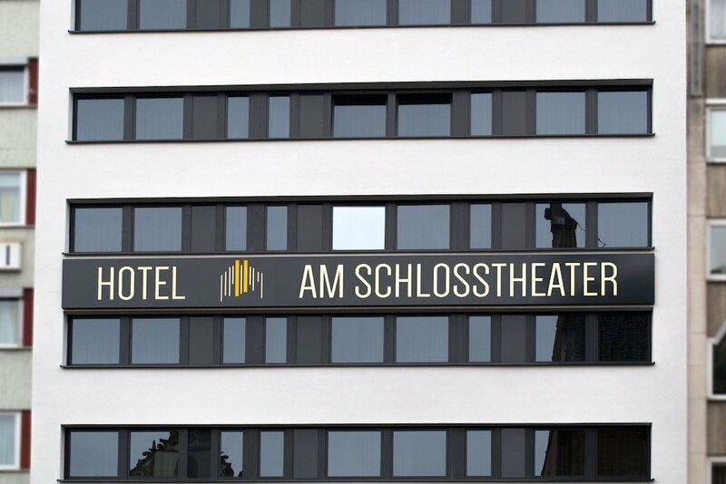 Hotel am Schlosstheater