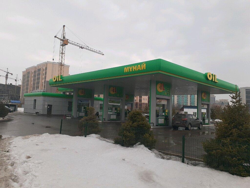 АЗС — Oil — Нур-Султан (Астана), фото №1