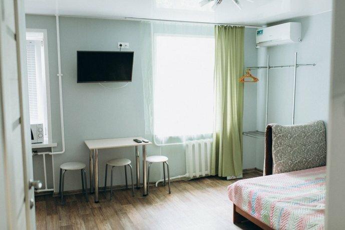 Апартаменты на Ким Ю Чена 43