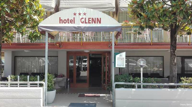 Отель Glenn