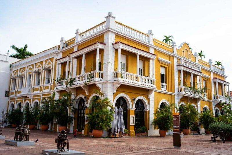 Hotel Almirante Cartagena