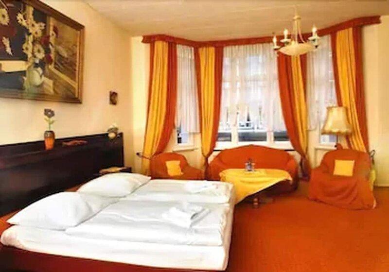 Hotel-Pension Savoy nähe Kurfürstendamm