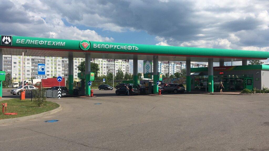 АЗС — Белоруснефть — Жодино, фото №1