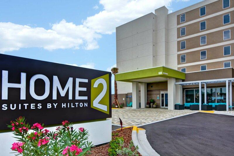 Home2 Suites by Hilton Ormond Beach Oceanfront