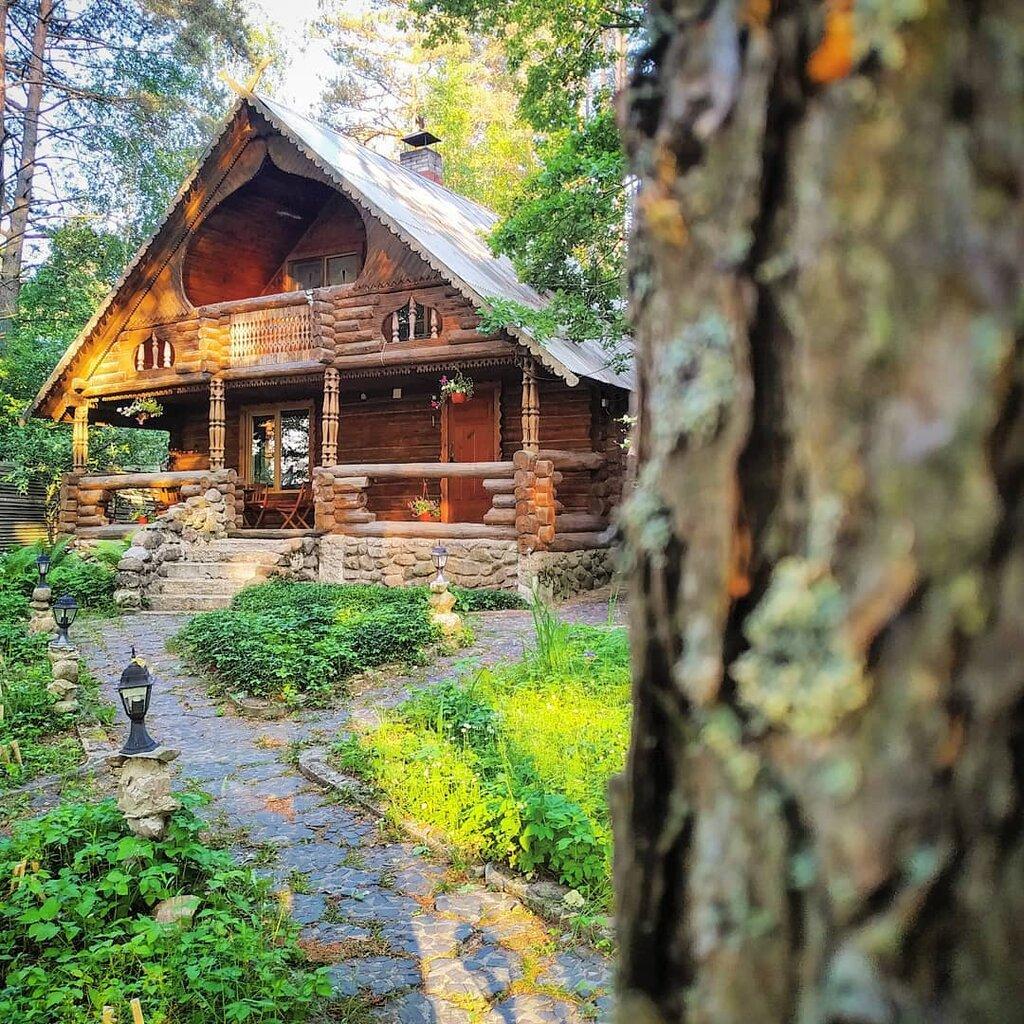 дом отдыха — Лесная усадьба Селява — Минская область, фото №1