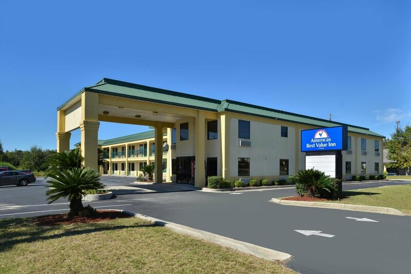 Americas Best Value Inn Valdosta Lake Park