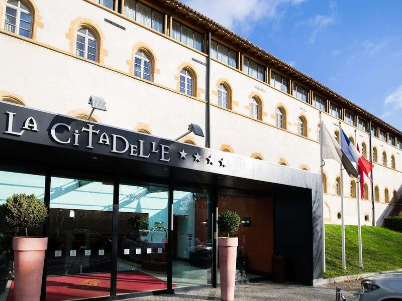 Hotel La Citadelle Metz-MGallery