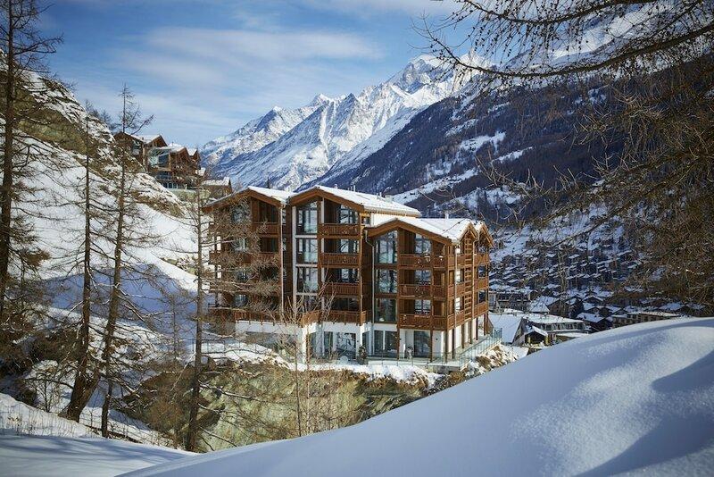 La Vue - Zermatt Luxury Living Appartements