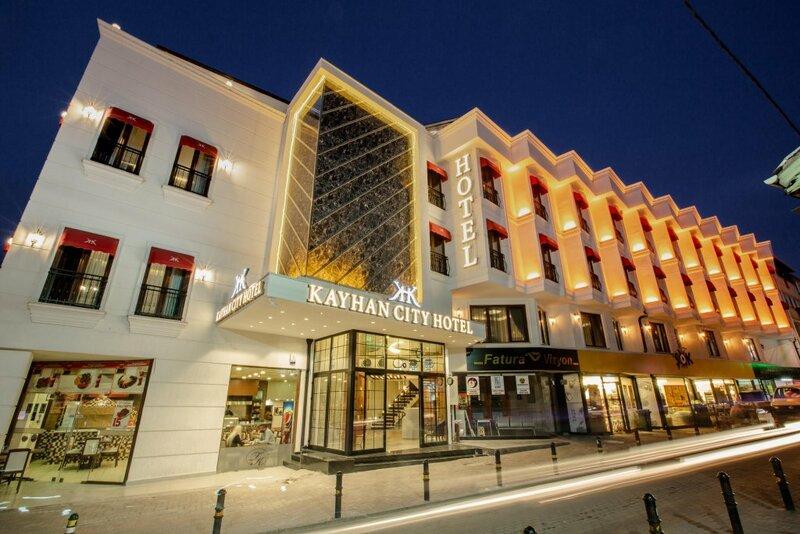 Kayhan City Hotel