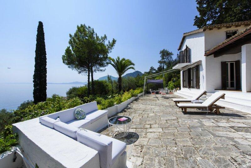 Гостевой Дом Villa Myrtia Corfu