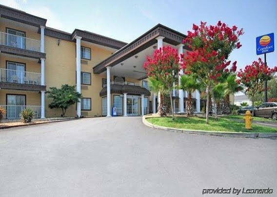 Comfort Suites Red Bluff near I-5