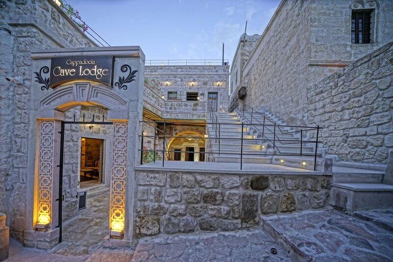 Cappadocia Cave Lodge