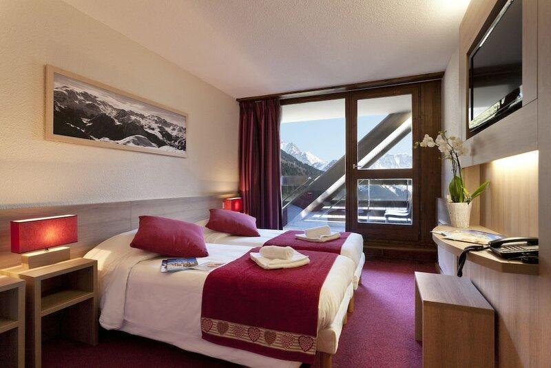 Soleil Vacances Hotel le Monte Bianco