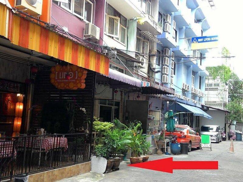 Bkk Lumphini Home Stay