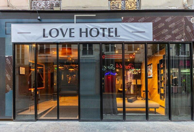 Love Hôtel - Adults Only