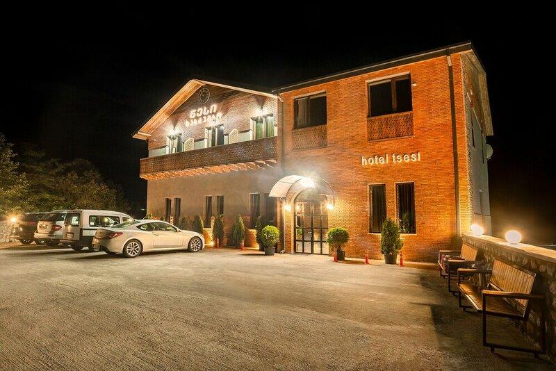 Hotel Tsesi